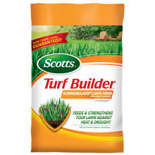 Scotts 49013 Turf Builder With SummerGuard