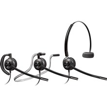 Plantronics EncorePro 540 headset Convertible