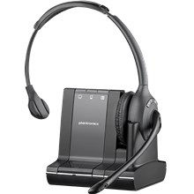 Plantronics Savi 700 Series Over-the-head, Monaural (Microsoft) Over-the-head, Monaural (Microsoft)