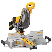 "DeWalt DWS780 12"" (305mm) Double Bevel Sliding Compound Miter Saw"