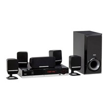RCA RTD217 5.1-Channel 5 DVD Changer Home Theater System