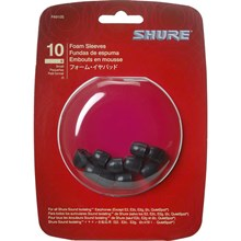 Shure PA910S Small Replacement Foam Sleeves Black