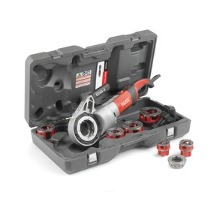 "RIDGID Power Drive 1/2"" - 2"" BSPT Die Head, Case & Support Arm (44933)"