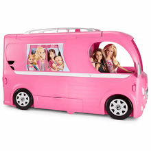 Barbie CJT42 AUTOCARAVANA SUPERDIVERTIDA