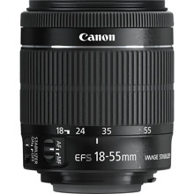Canon Canon EF-S 18-55mm f/3.5-5.6 IS STM 18-55mm 1:3,5-5,6 IS STM