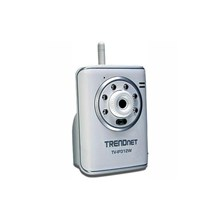 TRENDnet TV-IP312W SecurView Wireless Day/Night Internet Camera