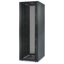 APC NetShelter SX 45U 750mm Wide x 1070mm Deep Enclosure with Sides Black