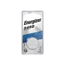 ECR2450BP <i>Energizer</i><sup>®</sup> 2450 Battery-1 pack