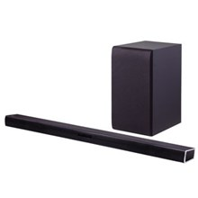 LG MD05609152 2.1ch 300W Sound Bar with Wireless Subwoofer and Bluetooth® Connectivity