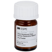 3M 70201143438 Ketac™ Silver Glass Ionomer Restorative Liquid Refill, 37820