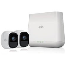 Netgear Arlo Pro Rechargeable Wire-Free HD Security 2-Camera System (VMS4230)