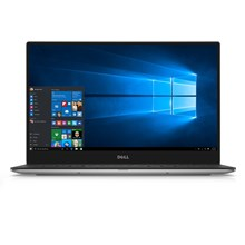Dell XPS 13 9360, Silver, 256GB, i5, Touchscreen