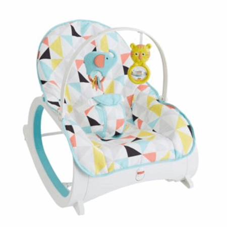 Awe Inspiring Infant To Toddler Rocker Windmill Fisher Price Machost Co Dining Chair Design Ideas Machostcouk