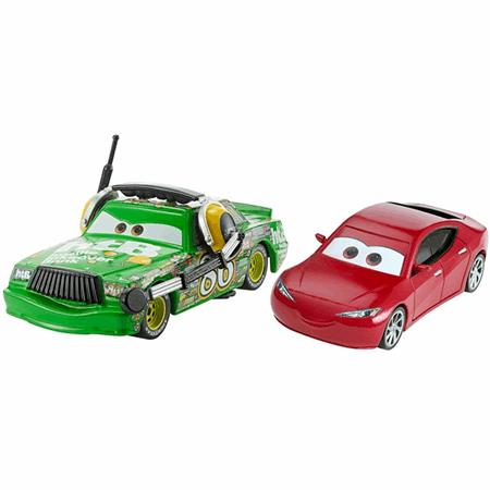 Disney Pixar Cars 3 Chick Hicks With Headset Natalie Certain Die