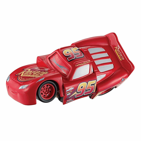 Disney Pixar Cars 3 Race Reck Lightning Mcqueen Vehicle Dyw39