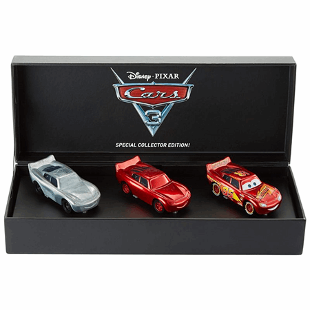 Disney Pixar Cars 3 The Making Of Cars 3 Lightning Mcqueen Die Cast