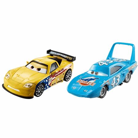 Disney Pixar Cars 3 Strip Weathers Aka The King Jeff Gorvette