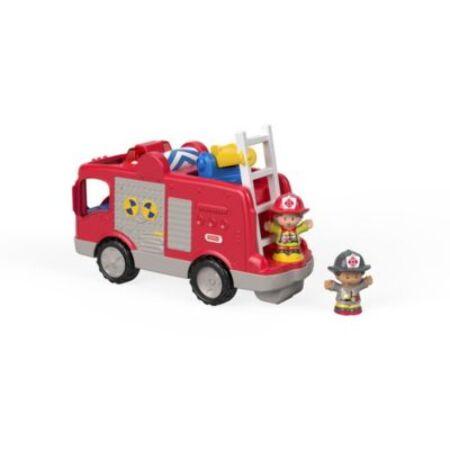 Mattel FPV31 Fisher Price Little People Feuerwehr