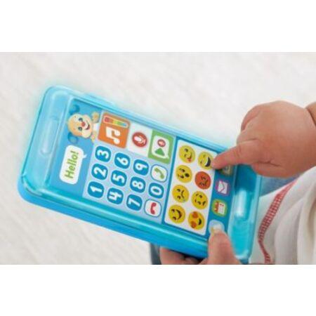 Teléfono Con Perrito De Aprende Y Ríe E92IDH
