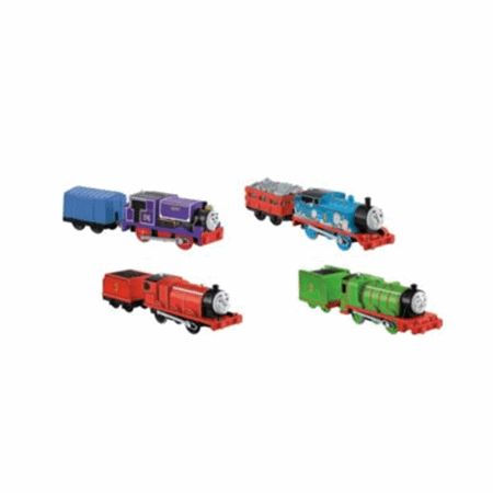 Fisher-Price Thomas /& Friends Trackmaster Speed /& Spark Thomas Set Toy Play New