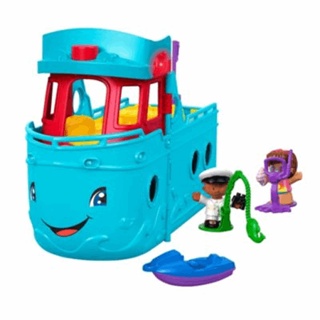Little People® Travel Together Friend Ship