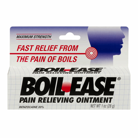 Where To Buy Boil Ease Ointment For Fast Boil Pain Relief