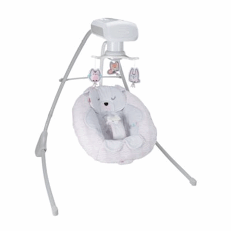 Snugabear Sweetie Cradle N Swing Fisher Price