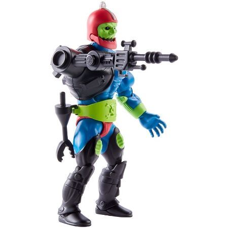 Trapjaws Pull Trap Jaw Masters anime of the he Battle Cat Universe MOTU