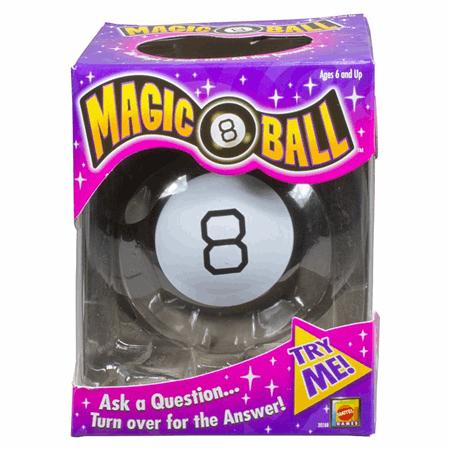 Magic 8 Ball® 30188 febc9ab40312