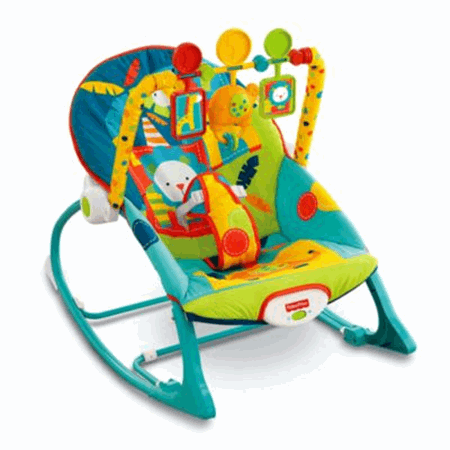 Charmant Infant To Toddler Rocker X7046