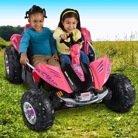 power wheels® dune racer (pink) bck89
