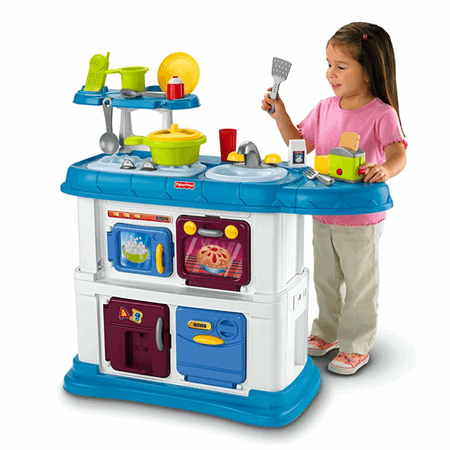 Grow With Me Kitchen T4030 Fisher Price