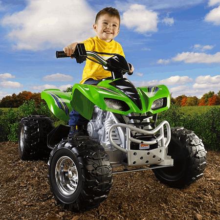 Power Wheels® Kawasaki KFX