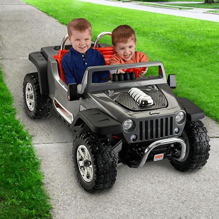 Power Wheels Jeep Hurricane X6645 Fisher Price