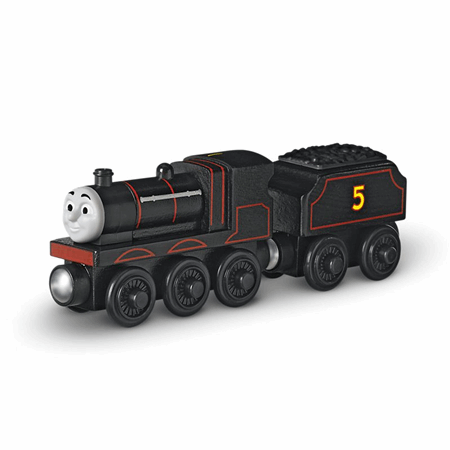 Thomas Friends Wooden Railway Introducing James