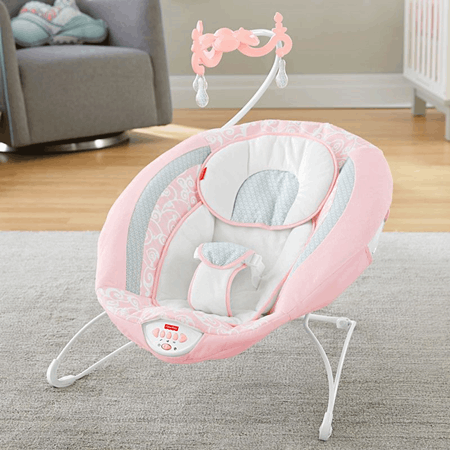 Pearl Chandelier Deluxe Bouncer